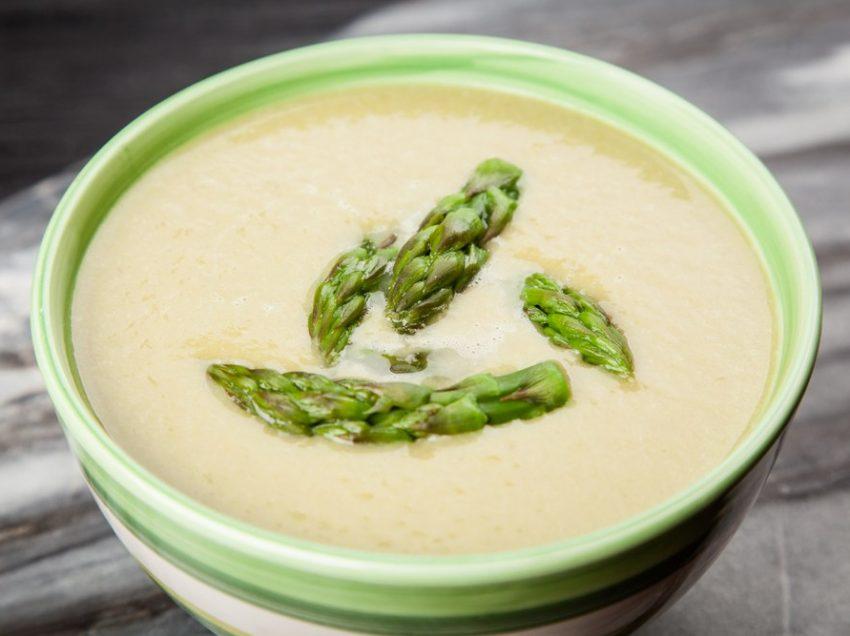 10 полезных свойств супа из спаржи для взрослых и детей