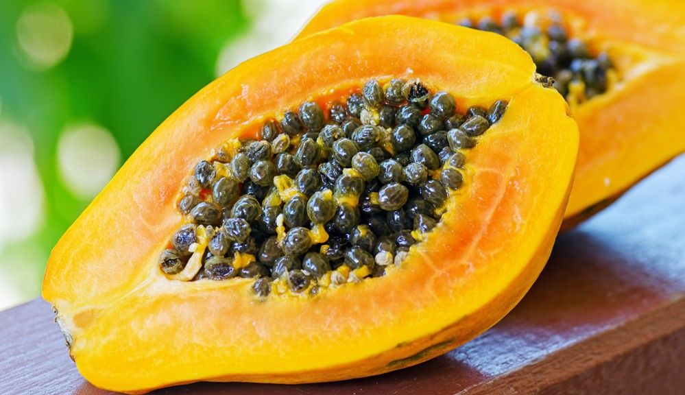 можно ли есть семена папайи