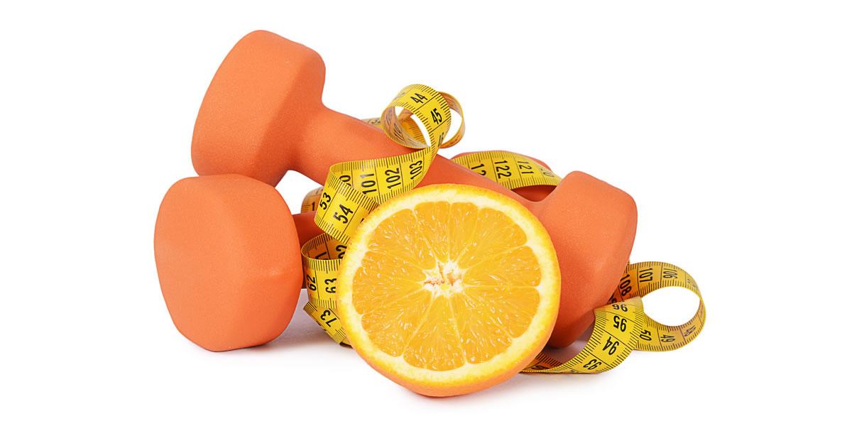 Апельсин после еды для похудения