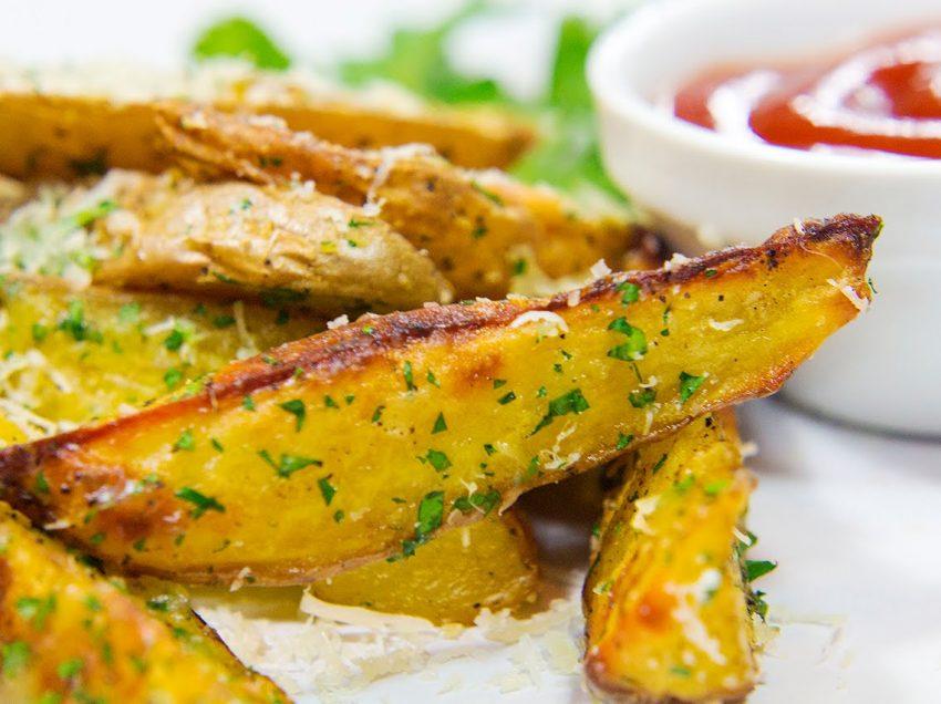 7 преимуществ запеченного картофеля для здоровья  (№ 3 Супер)