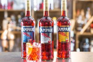 campari wine