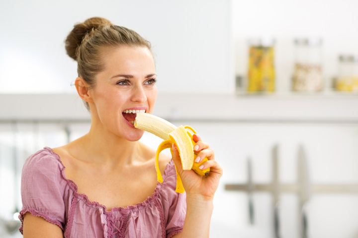 eat banana 2 days