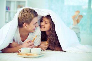 make love in the morning
