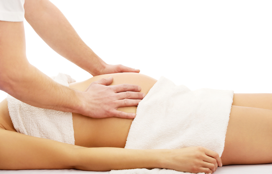 trimester pregnancy massage