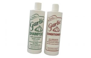 garlic shampoo