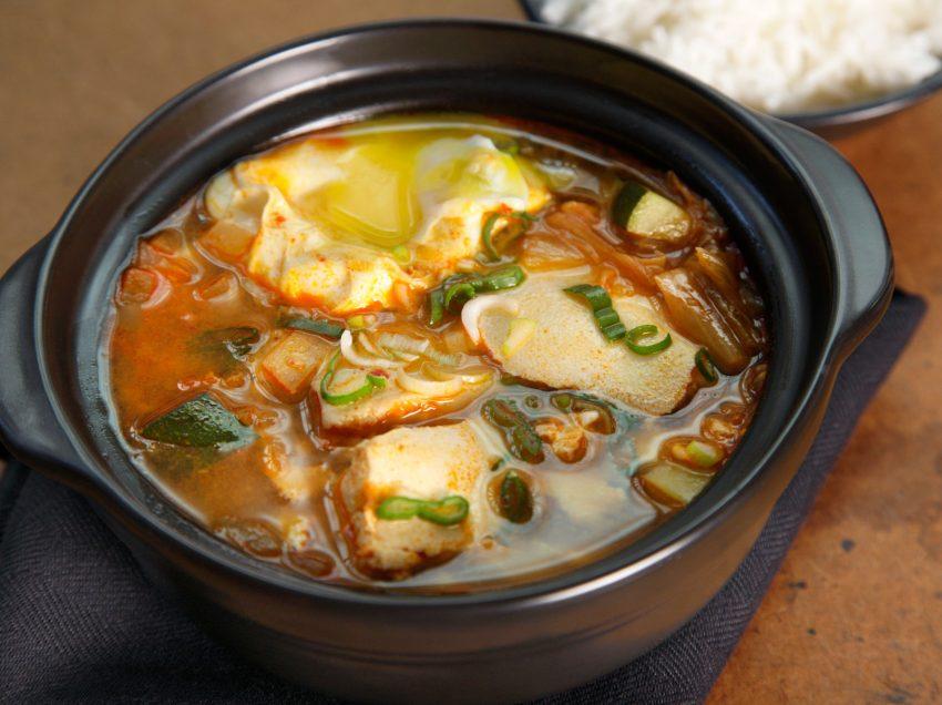 15 важных полезных свойств корейского супа тофу #1 Вкуснотища!