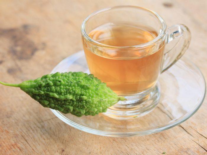10 неизвестных полезных свойств чая из китайской горькой тыквы