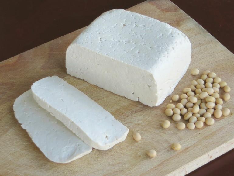 Преимущества тофу для здоровья груди