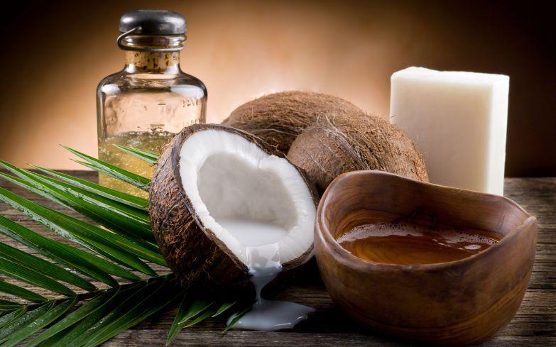 coconut oil for diet