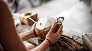 coconut water for ion