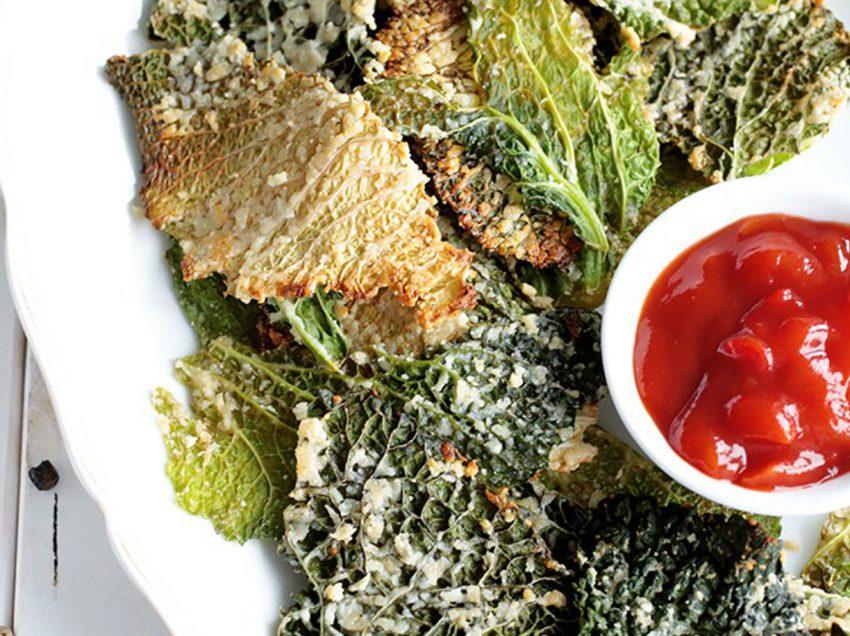 Польза чипсов из кудрявой капусты для здоровья – полезная закуска