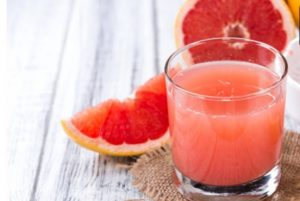 grapefruit for exercise