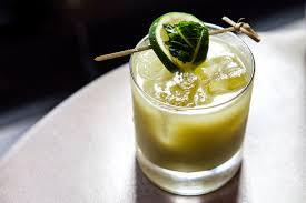 hemp seed cocktail