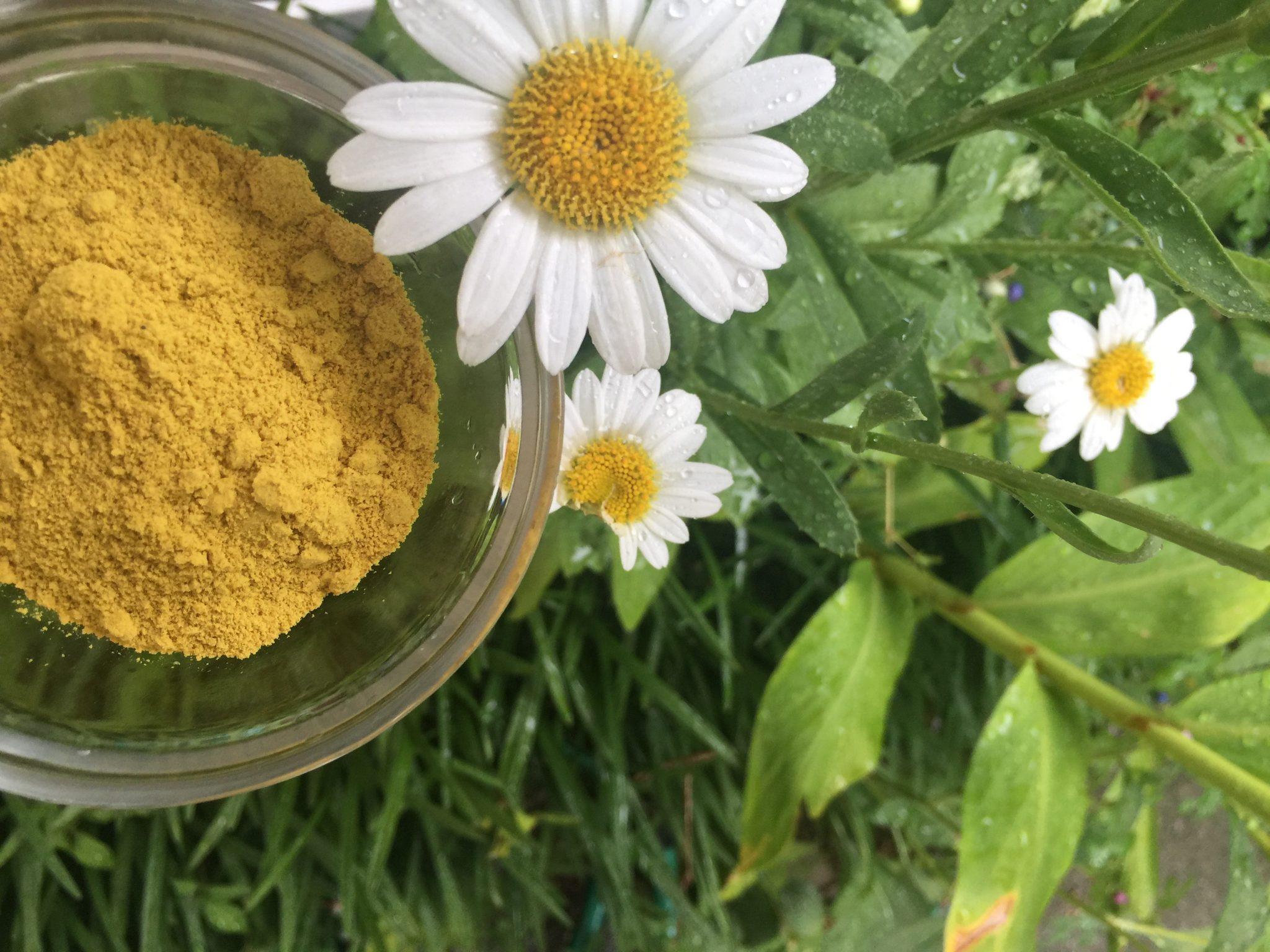 swedish flower pollen