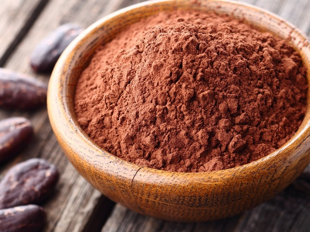 chocolate powder