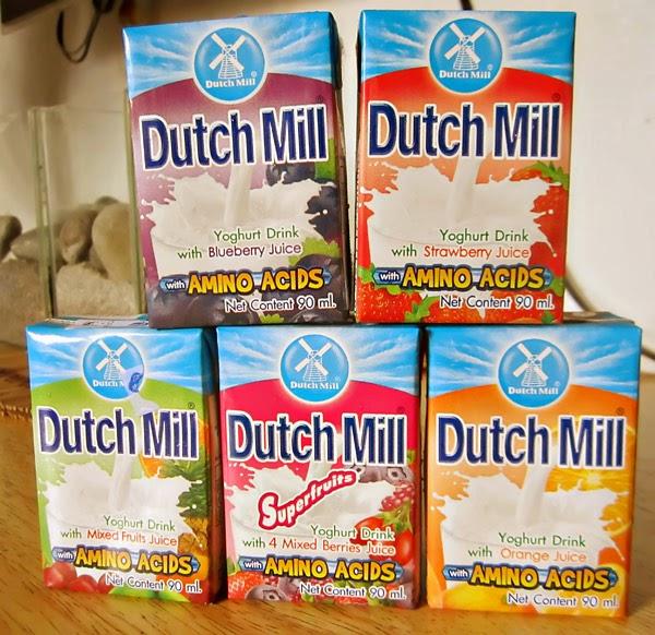dutch mill yogurt