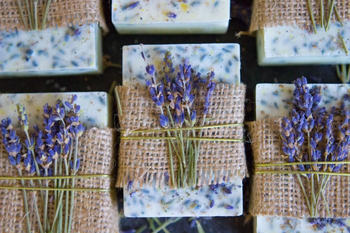 Увлекательные преимущества самодельного лавандового мыла