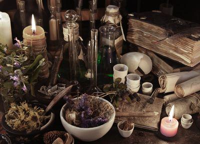 Волшебный список трав, которые каждая ведьма должна иметь для удачи и хорошей жизни