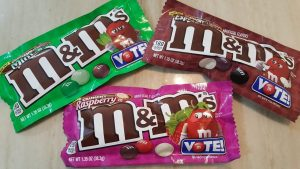 MnM chocolate