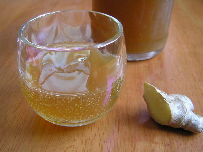 3 полезных свойства ферментированного имбирного пива для здоровья