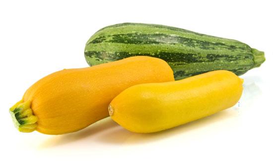 8 полезных свойств цуккини и желтого кабачка для здоровья