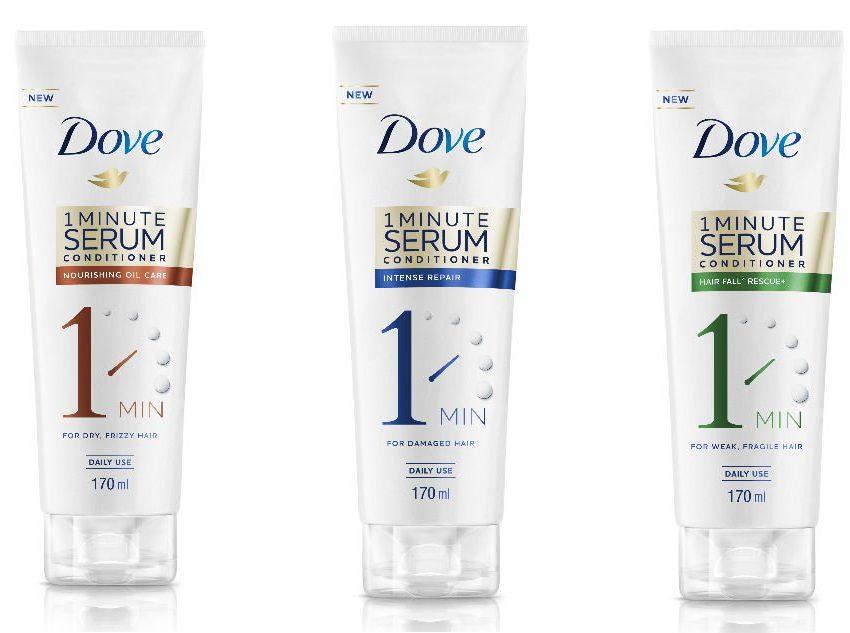 Преимущества использования кондиционера Dove для здоровых волос