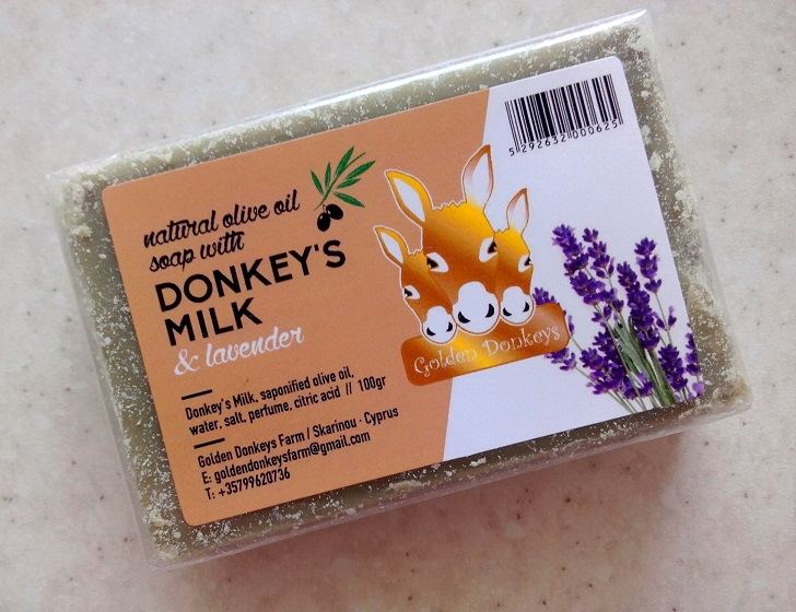 Польза при использовании мыла с ослиным молоком для здоровья кожи