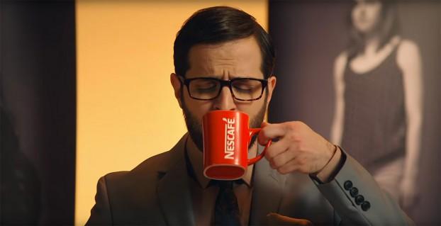 drink nescafe