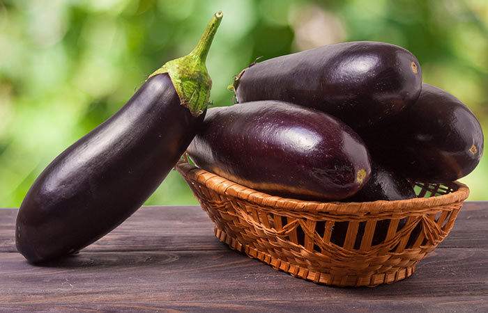 eggplant for anemia