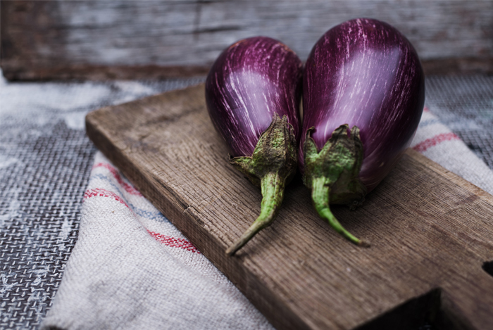 eggplant for heart