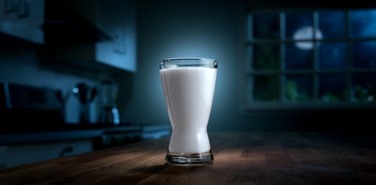 milk at night