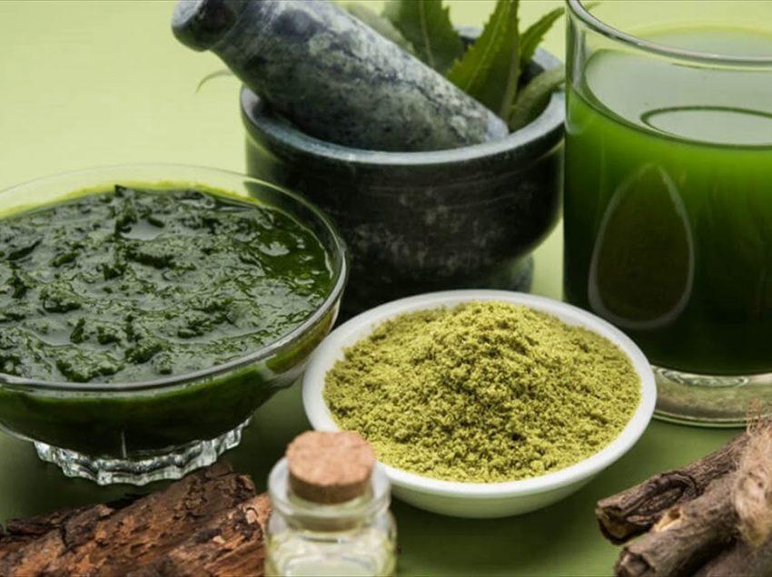14 преимуществ питья сока нима (маргоза) на пустой желудок каждое утро