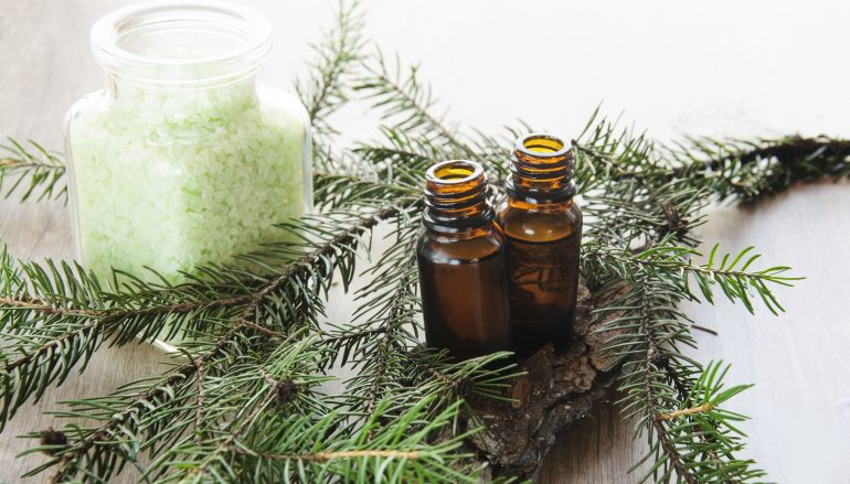 rosemary essential oil for spirit