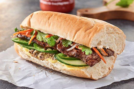 vietnamese sandwich