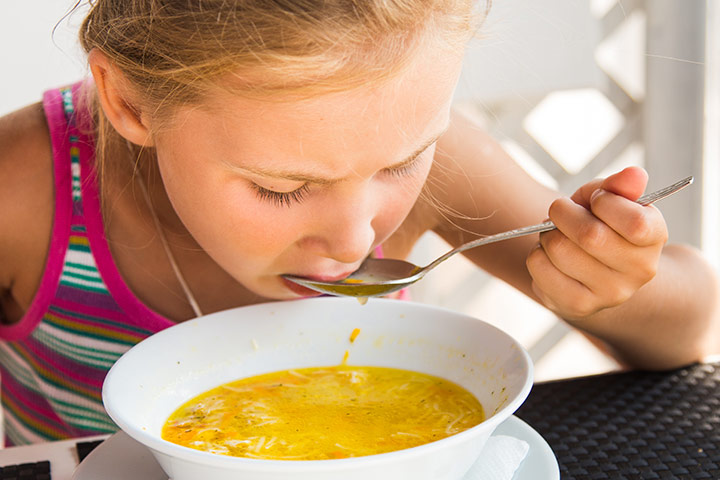 chicken soup for kid