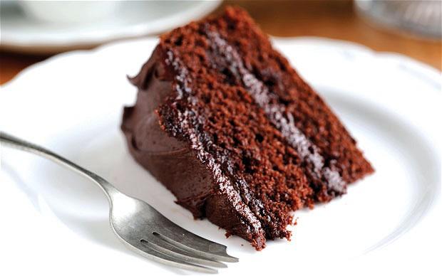 Преимущества шоколадного торта на завтрак