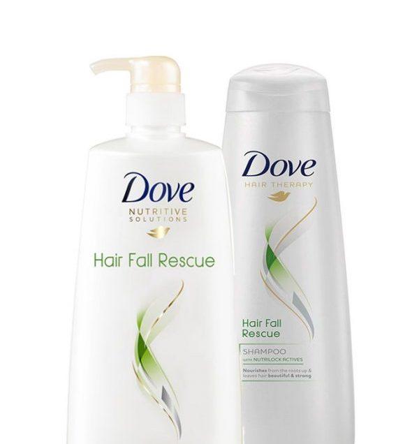Основные преимущества шампуня Dove Oxygen Moisture