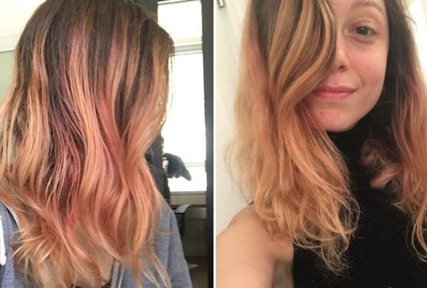 Главные преимущества немытья волоса в течение двух недель