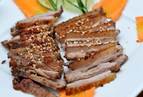 porcupine meat