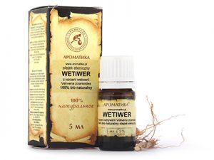 vetivera oil