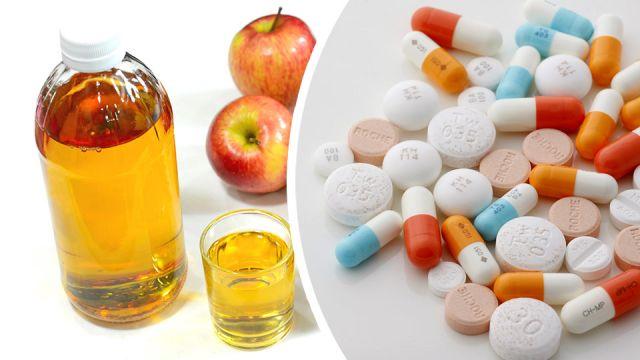 14 преимуществ употребления таблеток яблочного уксуса в медицине
