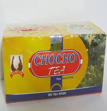 chocho herbal tea
