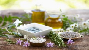 herbs for beauty