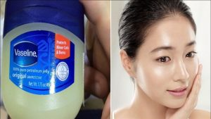 petroleum jelly for skin