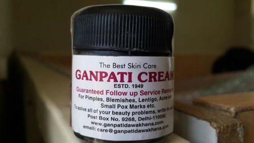 ganpati cream