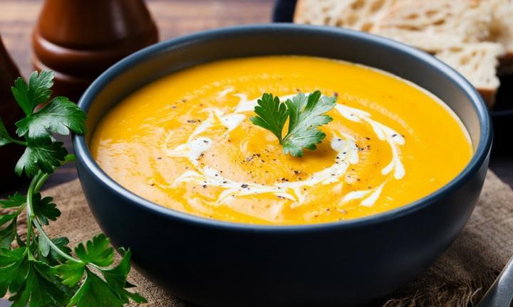 pumpkin soup for kids
