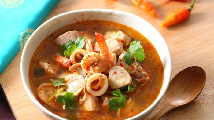 6 преимуществ супа Том-ям, который исходит от его свежих ингредиентов