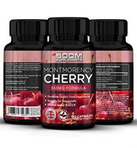 montmorency cherry capsule