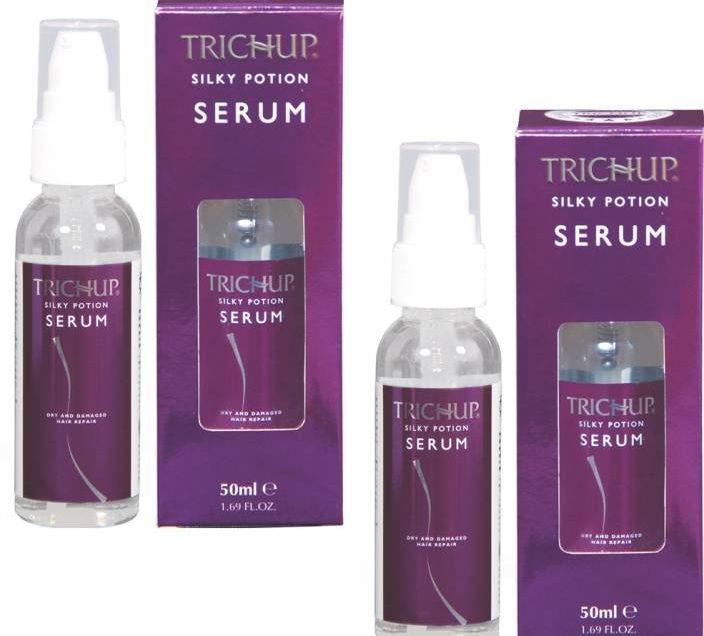 Чудесные преимущества сыворотки Trichup для шелковистых волос