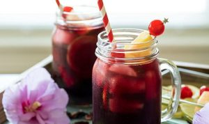 zobo drink for diet